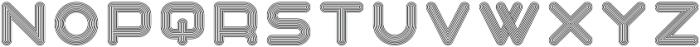 Season Sans Multiply otf (400) Font LOWERCASE