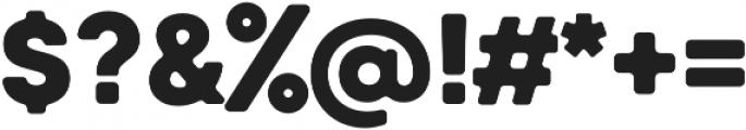 Seattle Sans otf (400) Font OTHER CHARS