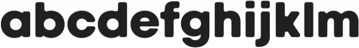 Seattle Sans otf (400) Font LOWERCASE