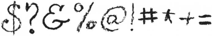 Seb2 Regular otf (400) Font OTHER CHARS