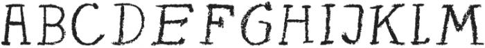 Seb2 Regular otf (400) Font LOWERCASE