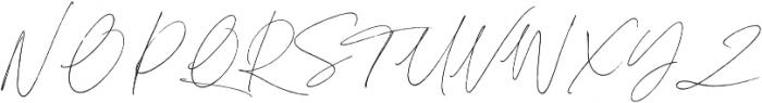 Sebastian Bobby Regular otf (400) Font UPPERCASE