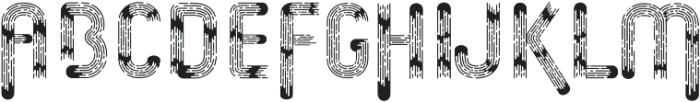 Sebatu otf (400) Font LOWERCASE