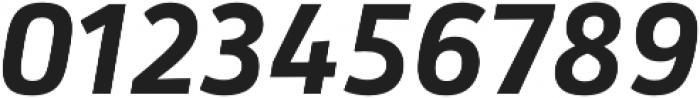 Secca otf (400) Font OTHER CHARS