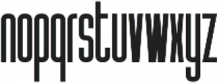 See You At The Movies 2: Revenge & Retribution otf (400) Font LOWERCASE