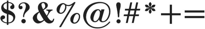 Seizieme Pro Bold otf (700) Font OTHER CHARS