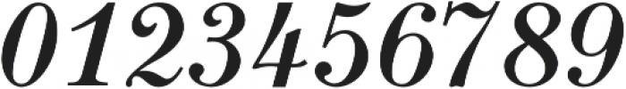 Seizieme Pro Regular Italic otf (400) Font OTHER CHARS
