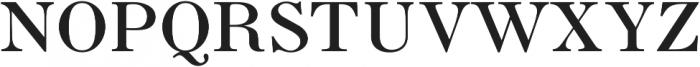 Seizieme Pro Regular ttf (900) Font UPPERCASE