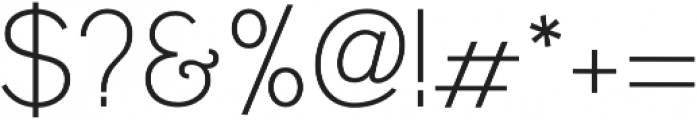 Selaive Bold otf (700) Font OTHER CHARS
