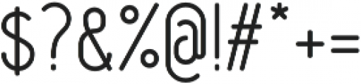 Selecta OT Regular otf (400) Font OTHER CHARS