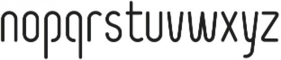 Selecta OT Regular otf (400) Font LOWERCASE