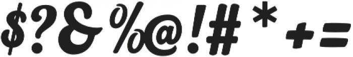 Selphia Selphia Script otf (400) Font OTHER CHARS