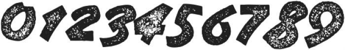 Selvedger Tag Press otf (400) Font OTHER CHARS