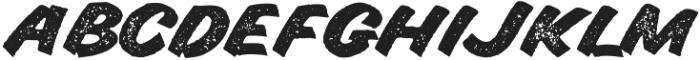 Selvedger Tag Press otf (400) Font UPPERCASE