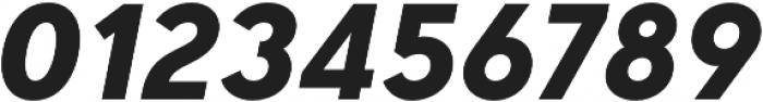 Senkron Black Obl otf (900) Font OTHER CHARS
