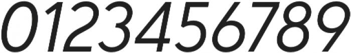 Senkron Blok Regular Obl otf (400) Font OTHER CHARS