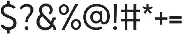 Senkron Blok Regular otf (400) Font OTHER CHARS