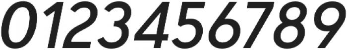 Senkron Medium Obl otf (500) Font OTHER CHARS