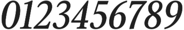 Senlot Serif Norm Demi Italic otf (400) Font OTHER CHARS