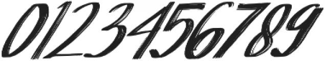 Senorita Italic otf (400) Font OTHER CHARS