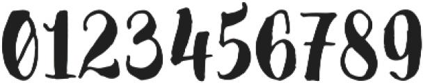 Sensa Brush Fill otf (400) Font OTHER CHARS