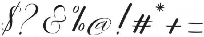 Sentosha Script Regular otf (400) Font OTHER CHARS