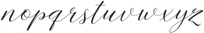 Sentosha Script Regular otf (400) Font LOWERCASE