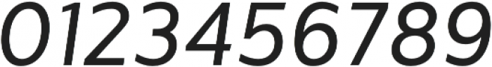Sentral otf (400) Font OTHER CHARS