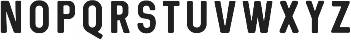 Sequel Clean Bold otf (700) Font LOWERCASE