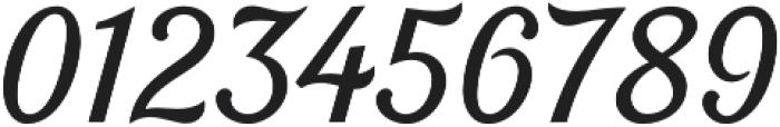 Seren Script Regular otf (400) Font OTHER CHARS