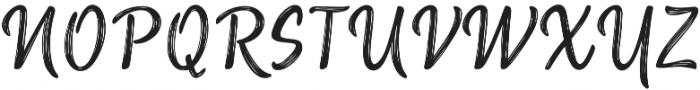 Serene Textured otf (400) Font UPPERCASE