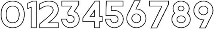 Serfict Sans otf (400) Font OTHER CHARS