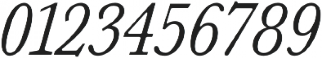 Serif 420 otf (400) Font OTHER CHARS