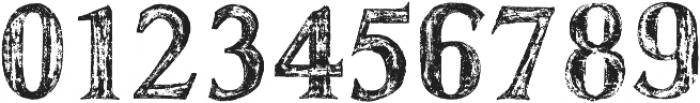 SerifaAspera ttf (400) Font OTHER CHARS