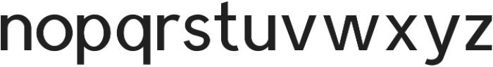 Serkorkin_Standart ttf (400) Font LOWERCASE