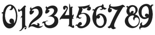 Seulanga otf (400) Font OTHER CHARS
