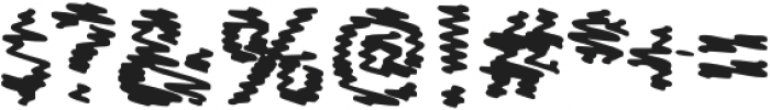 Sewn M otf (400) Font OTHER CHARS