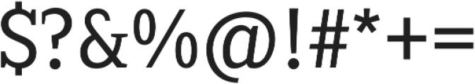 Sextan Cyr Book otf (400) Font OTHER CHARS