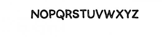 SEMERU-Stamp.ttf Font UPPERCASE