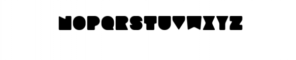 Sebasengan-Curvy.otf Font UPPERCASE