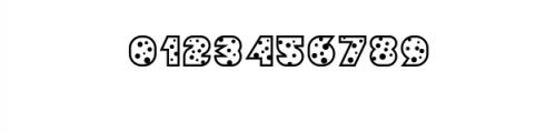 Sebasengan-Dot.ttf Font OTHER CHARS