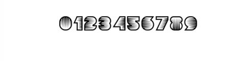 Sebasengan-Spine.ttf Font OTHER CHARS