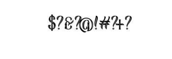 Sekatoan-Inline.ttf Font OTHER CHARS