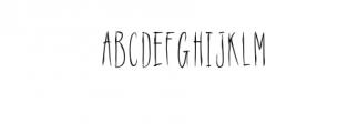 Sense Of Denial Font Font UPPERCASE