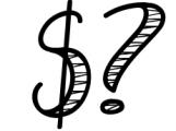 Selda Script Font Duo 1 Font OTHER CHARS