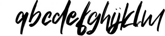 Seltons - SVG Font 2 Font LOWERCASE