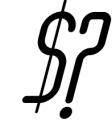 Senzi 4 Font OTHER CHARS