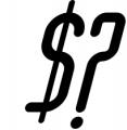 Senzi Font OTHER CHARS