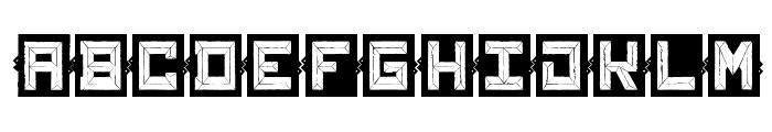 Sea&Turtle Font LOWERCASE