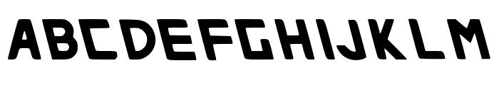 Sear Font UPPERCASE